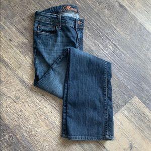 Mavi Stretchy Flared Jeans